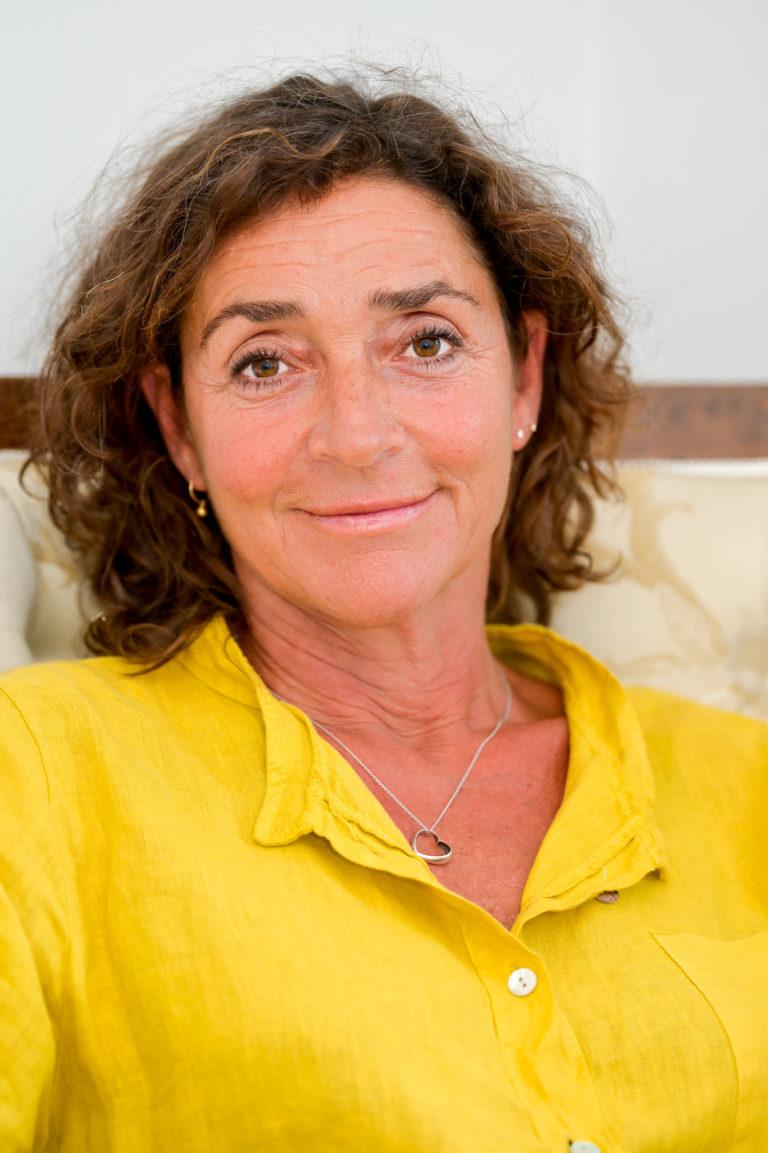 Psykolog Charlotte Diamant